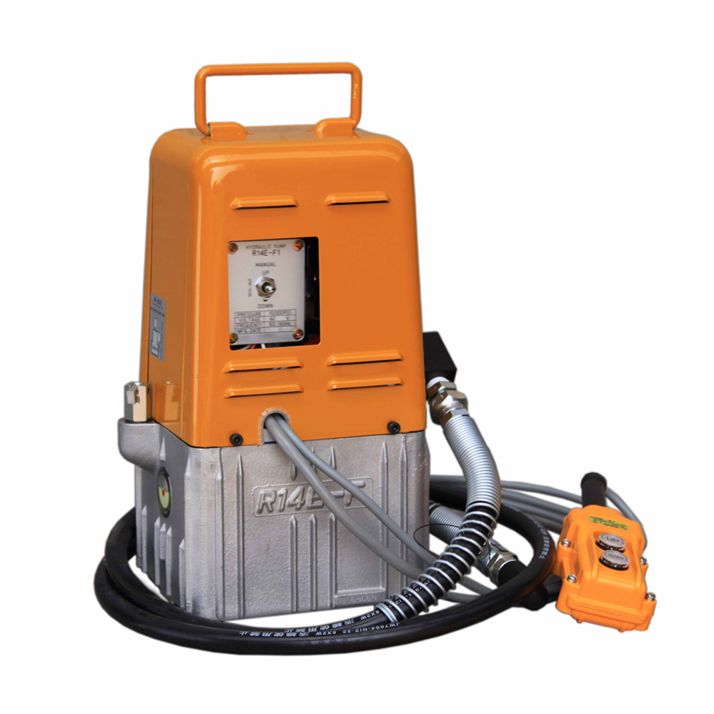 轻型电动液压泵(R14E-F1)