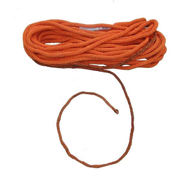 蚕丝消弧绳