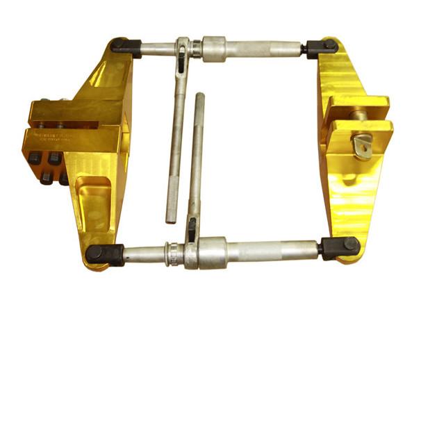 铝合金翼形卡(YK-50/60/80)